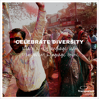 Celebrate Diversity Instagram Photo