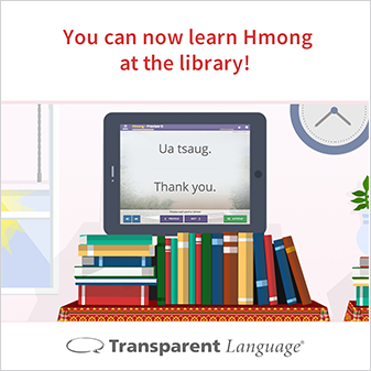 Learn Hmong at the Library Instagram Photo
