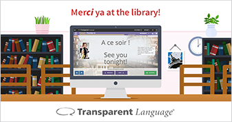 Learn French at Your Library Photo