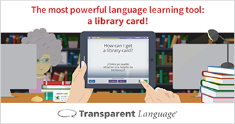 National Library Card Sign Up Month Newsfeed Photo