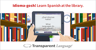 Learn Spanish at Your Library Photo